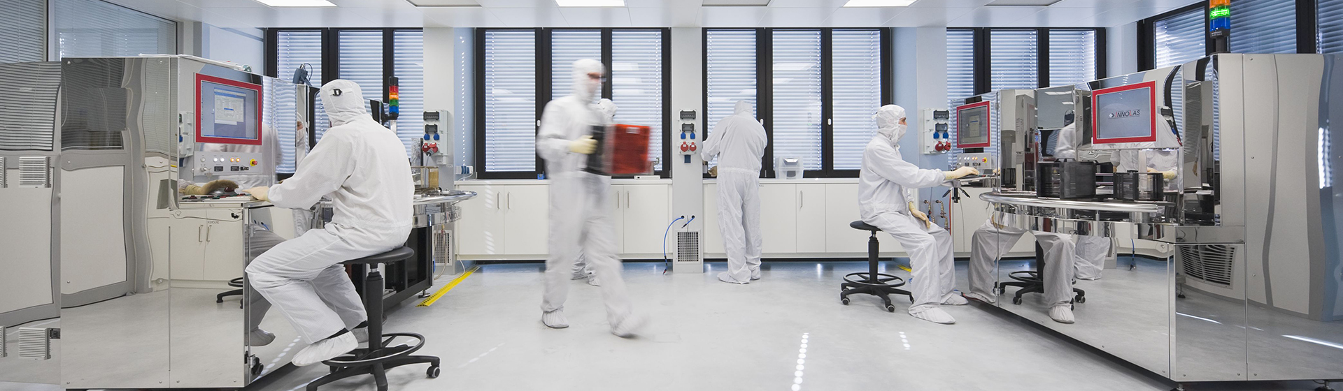 Pharmaceuticals And Cleanroom Humdification