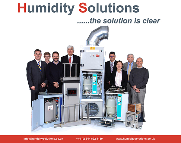 Humidity Solutions Company Staff